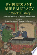 Empires And Bureaucracy In World History PDF