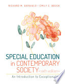 Special Education in Contemporary Society