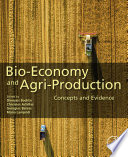 Bio economy and Agri production Book
