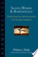 Slaves Women Homosexuals