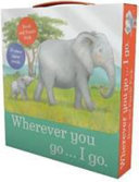Wherever You Go... I Go Book and Puzzle Pack