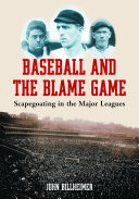 Baseball and the Blame Game