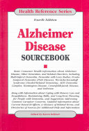Alzheimer Disease Sourcebook Book