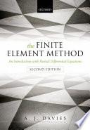 The Finite Element Method Book