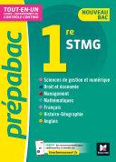 Pdf Prépabac 1re STMG - Toutes les matières - Cours et contrôle continu Telecharger