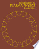 Introduction to Plasma Physics