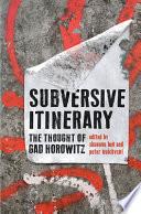Subversive Itinerary