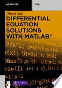 Differential Equation Solutions with MATLAB