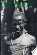 The Medicine Man Among the Zaramo of Dar Es Salaam