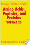 Amino Acids Peptides And Proteins Book PDF