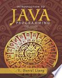 Intro to Java Programming, Brief Version