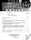 The United States Air Force Jag Bulletin