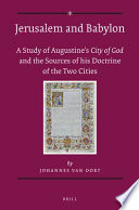 Jerusalem And Babylon Book