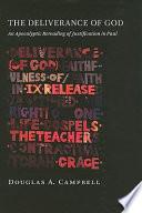 The Deliverance of God