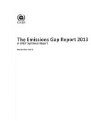 The Emissions Gap Report 2013 Book
