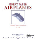 Great Paper Airplanes