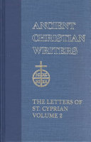 The Letters of St. Cyprian of Carthage