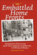 Embattled Home Fronts Pdf/ePub eBook