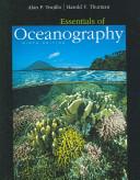 Cover of Essentials of Oceanography