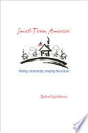 Small Town America Book PDF