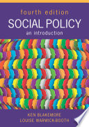 Ebook Social Policy An Introduction