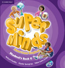 Super Minds American English Level 6 Student s Book with DVD ROM