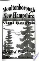Moultonborough, New Hampshire Vital Records