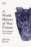 A World History of War Crimes [Pdf/ePub] eBook