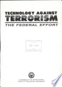 Technology Against Terrorism Book