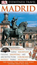 DK Eyewitness Travel Guide: Madrid Pdf/ePub eBook