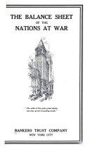 The Balance Sheet of the Nations at War