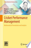 Cricket Performance Management