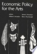 Economic policy for the arts