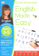 English Made Easy Early Writing Preschool Ages 3 5