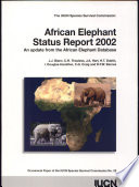 African Elephant Status Report 2002