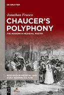 Chaucer's Polyphony Pdf/ePub eBook
