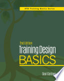 Training Design Basics  2nd Edition
