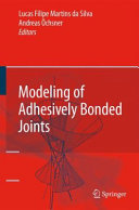 Modeling of Adhesively Bonded Joints ebook