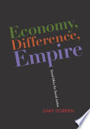 Economy  Difference  Empire Book