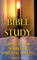 Bible Study Book PDF