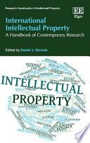 International Intellectual Property Book