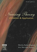 Cover of Nursing Theory