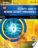CompTIA Security  Guide to Network Security Fundamentals Book