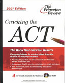 Cracking the ACT  2001 Book
