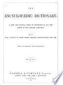 The Encyclop  dic Dictionary