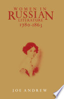 Women In Russian Literature 1780 1863