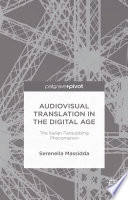 Audiovisual Translation in the Digital Age