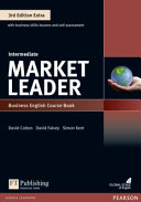 Market Leader. Plus Intermediate Coursebook with DVD-ROM Pin Pack