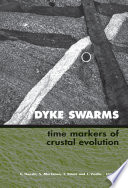 Dyke Swarms   Time Markers of Crustal Evolution Book