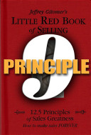 Little Red Book of Selling Principle 9